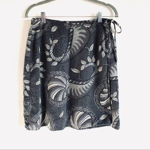 Tommy Bahama Wrap Around Skirt Size 10